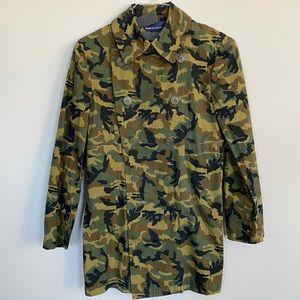 Comme Des Garçon  vintage camo military jacket
